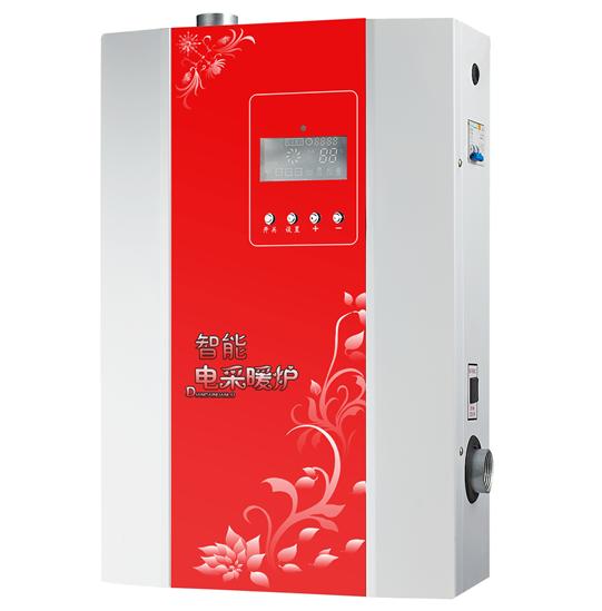 民用壁挂式电采暖锅炉 加热方式更节能!