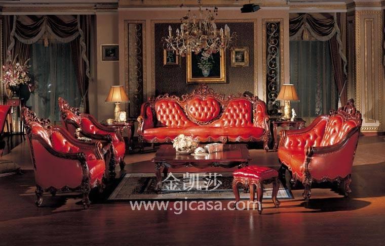欧式屏风图片-欧式餐桌-欧式酒柜-金凯莎欧式家具