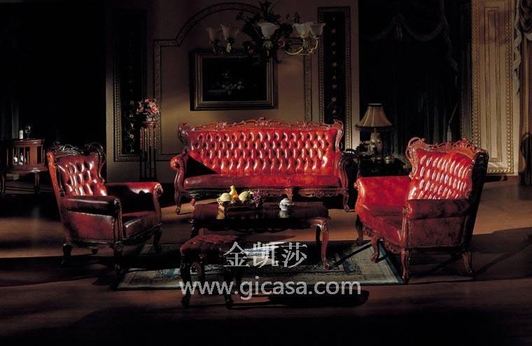 欧式家具-实木家具-实木家具品牌排名-金凯莎欧式