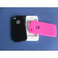 供应iphone5硅胶套