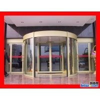华泰钢化玻璃门维修安装