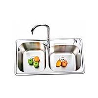 不锈钢水槽,水槽,洗涤槽-8643DA