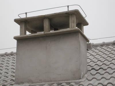 优质低价批量供应屋顶防倒灌排气风帽(水泥预制产品)