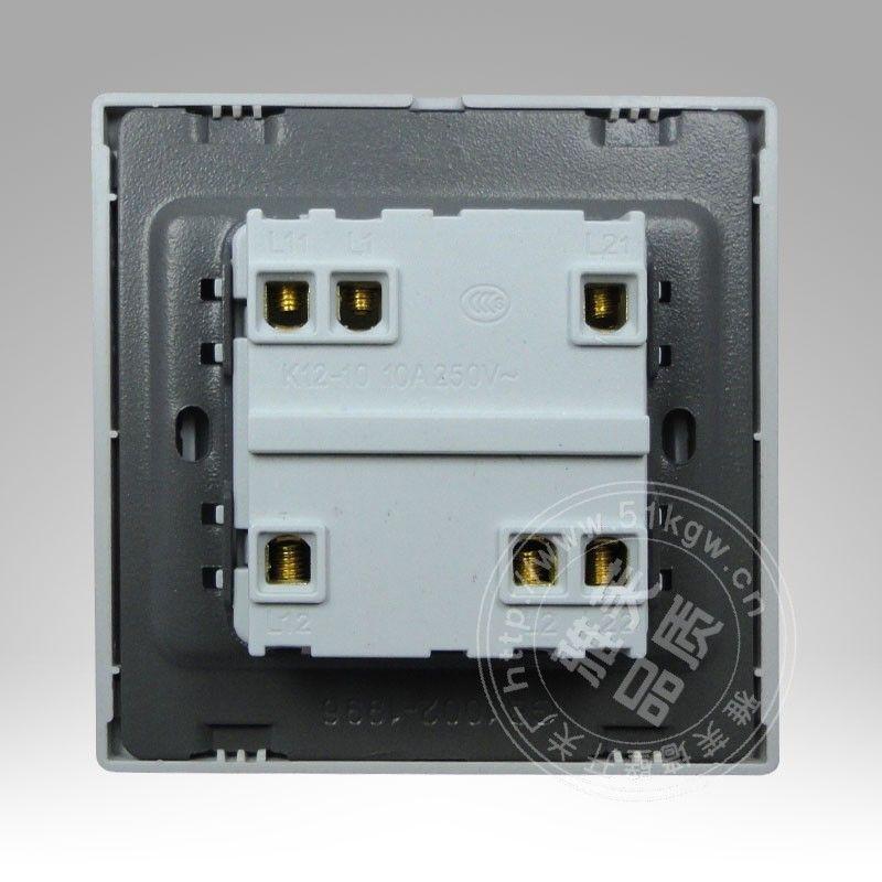 建材产品 电工电气 建筑电器  墙壁开关 产品详细介绍