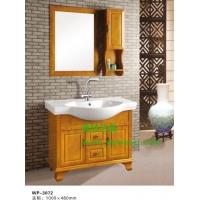 唯派卫浴-高档橡木浴室柜