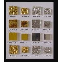黄金玻璃马赛克