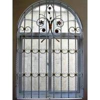铁艺防盗窗/防盗窗图片/防盗窗价格