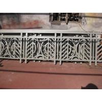 欧式镀锌铁艺阳台围墙栏杆