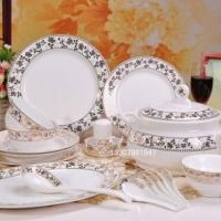 景德镇陶瓷餐具,56头骨瓷餐具,景德镇瓷器网