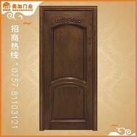 木门B060、广东木门、广东铝门、原木门、实木门、豪华门