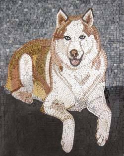 成都名家-动物拼图马赛克图片