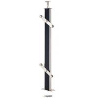 玻璃楼梯扶手护栏立柱栏杆大门拉手屏风玻璃夹五金配件