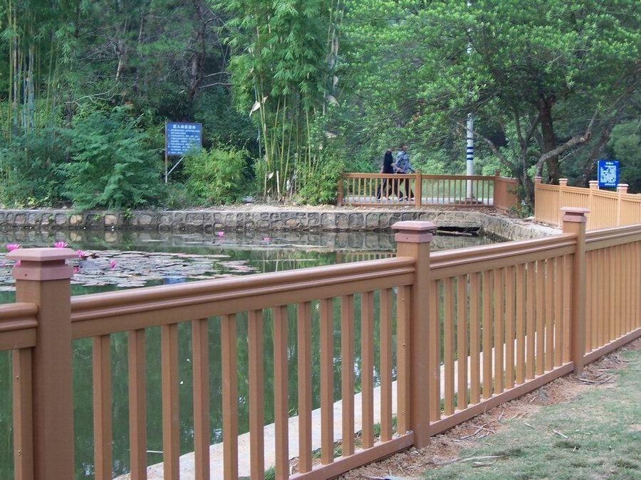 大连木塑护栏,木塑凳条