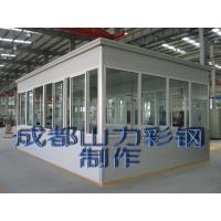 温江工厂办公用彩钢活动房