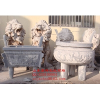 石雕大象、石雕马、石雕十二生肖、石雕鹰、石雕凤凰