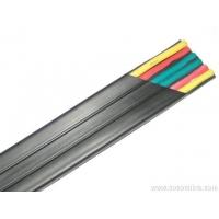 山东扁电缆、YFFBJ带钢丝抗拉扁电缆、山西起重机电缆