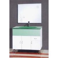 星月潔具(馨悅潔具)-PVC柜系列 XY046(防水PVC、