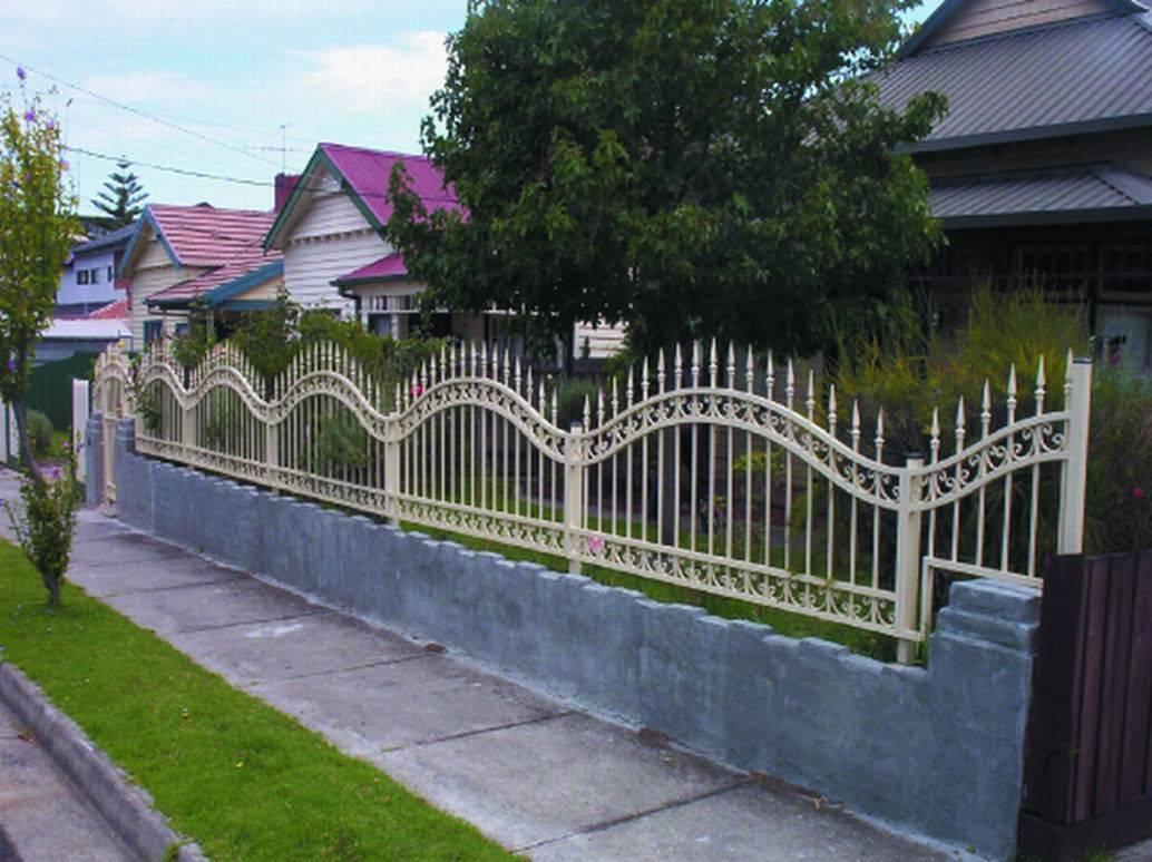 欧式铸铁护栏铸铁围墙铁艺栏杆金属护栏