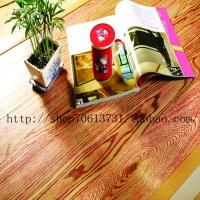 红纹理 金桥地板 三层实木复合地板 吉林森工