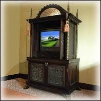 豪华电视柜
