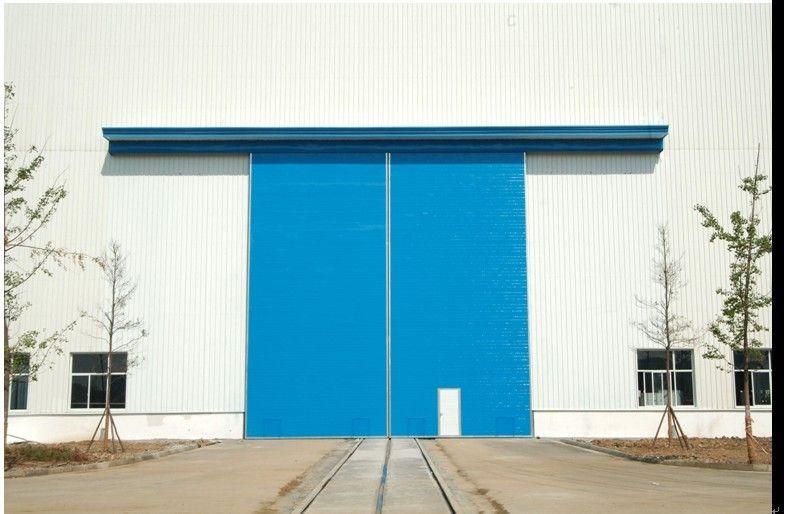 供应大型工业平移门