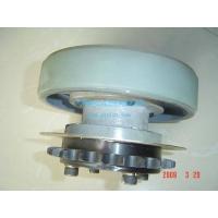 日立扶手带驱动轮总成/轮子直径141和158MM带轴/扶手梯