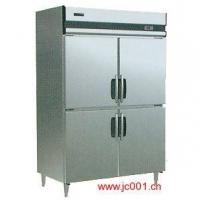 华宝厨房设备-全封闭式四门微电脑冷柜