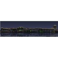 邵武市 夜景 规划 夜景设计 工程 LED 照明 点光源