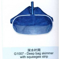 南京泳池配套设备-深水叶网G1007