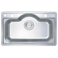 批发不锈钢水槽/洗菜盆/厨房水槽