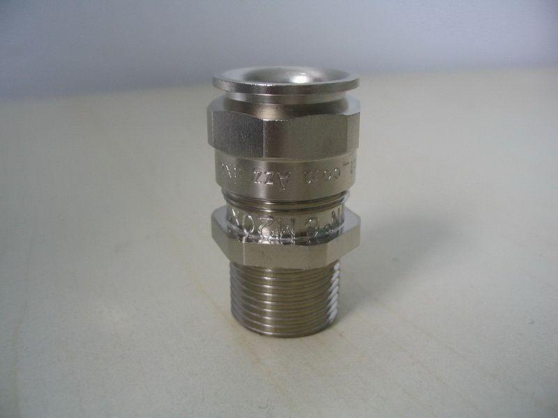 防爆金属非铠装电缆密封接头cable gland