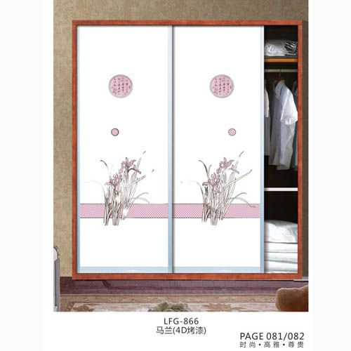 成都贝艾佳-精品玻璃衣柜门