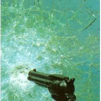 浙江晶泰牌F79B型防弹玻璃 8+8+8 安全玻璃 特种玻璃