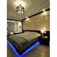 床头背景墙软包|西安软包制作