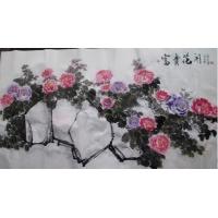 长沙手绘墙的价格,专业绘画,质量保证,韵江南墙绘壁画艺术