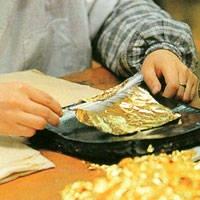 专业生产金箔、银箔、铜箔、贴金胶水