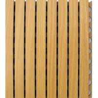 防火木质吸音板/槽木吸音板LH-145