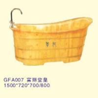 南京木桶-木质洁具-南京贵妃木桶-GFA007