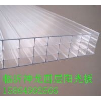 HH滨州新型塑料阳光板H滨州阳光板抗高温阳光板