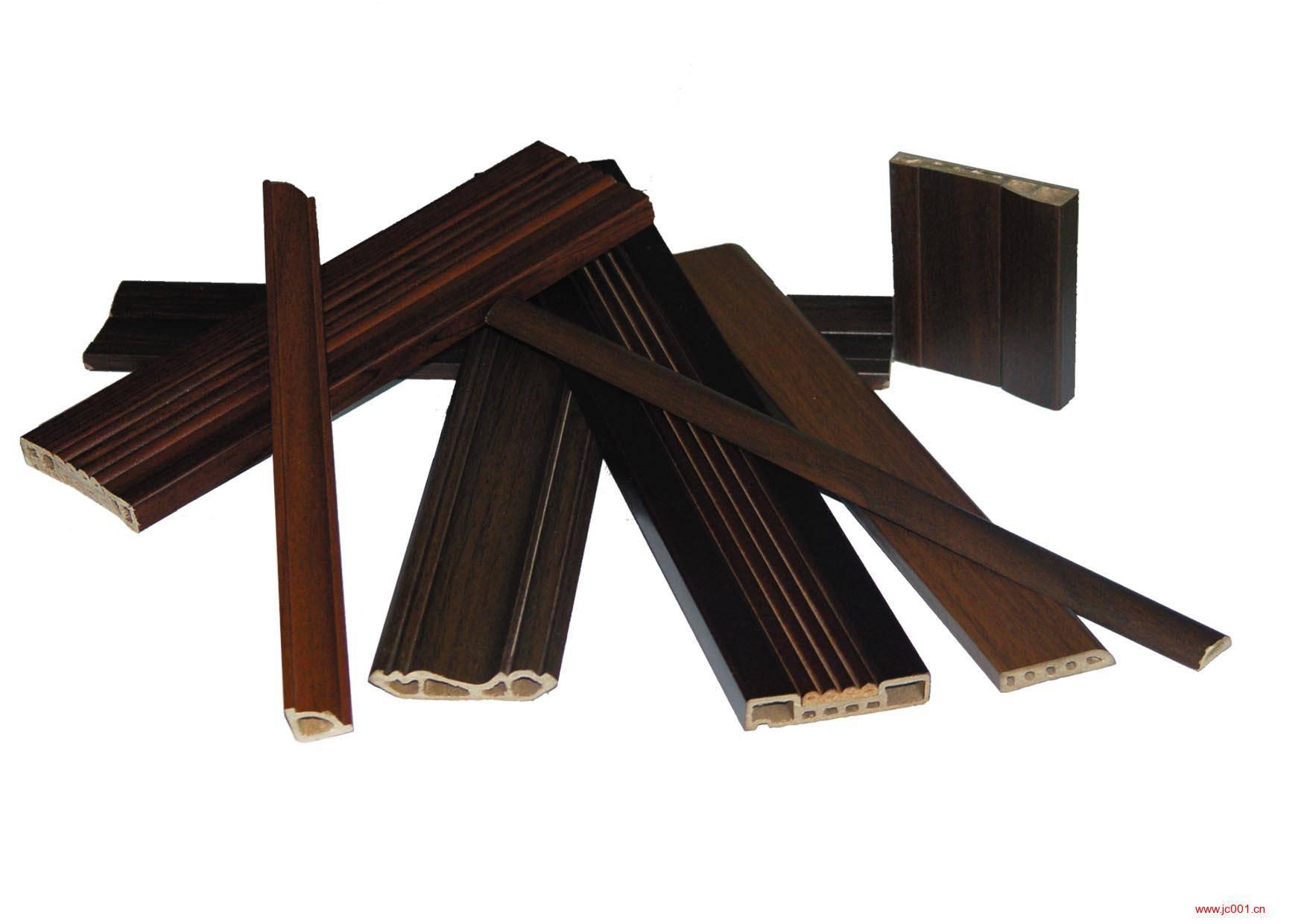 木塑挤出颗粒,木塑装饰线,免漆木塑装饰线,装饰板