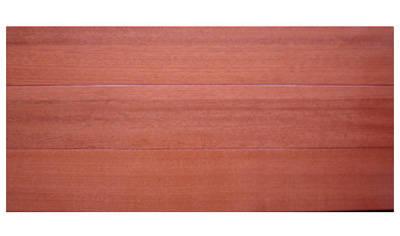 红胡桃木地板如何配家具