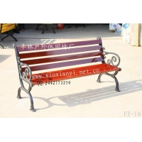 北京公园椅|铸铁凳|钢木椅