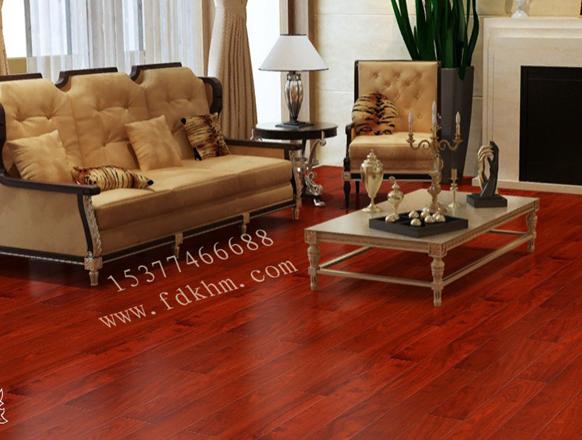 供应亚花梨 纯实木地板  安哥拉紫檀  梵戴克国际品牌