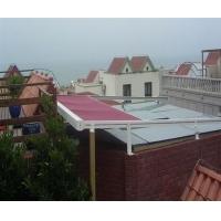 上海电动天幕 天幕遮阳棚 电动卷帘  广州做篷厂家