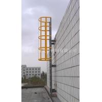 玻璃钢笼梯 玻璃钢工业爬梯