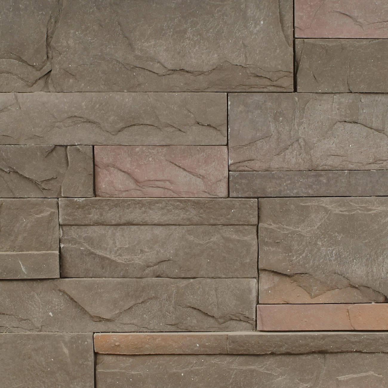 裂缝感石头材质手绘贴图