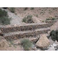 高尔凡石笼网,高尔凡铅丝笼,5%锌铝合金石笼网,金属网箱,网