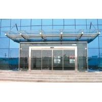 北京玻璃门安装