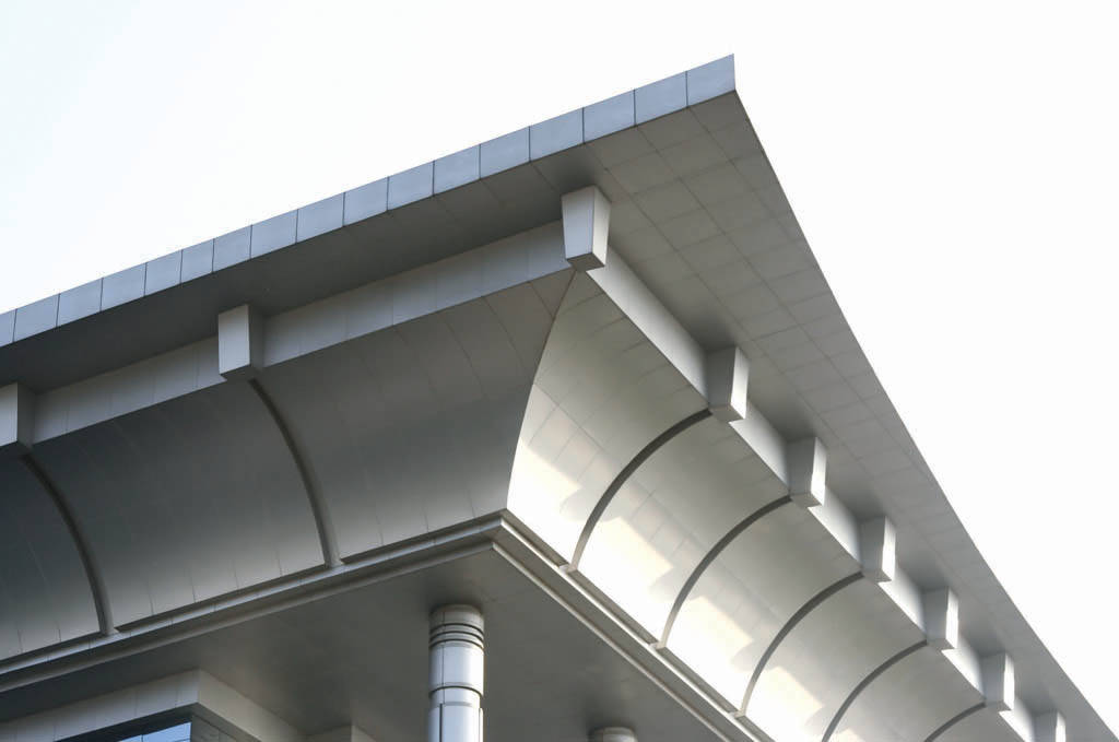 河北万事生产批发铝幕墙 铝异形板 铝单板