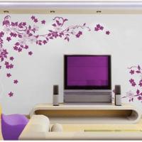 多丽彩创意墙贴—秘密花园墙贴